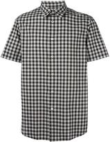 Paul Smith checked short sleeved shirt - men - Cotton - XL