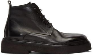 Marsèll Black Parruccona Anfibio Boots