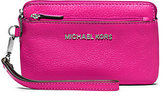Michael Kors Bedford Medium Leather Wristlet