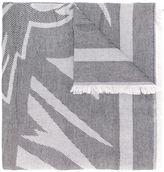 Kenzo 'Tiger Head' scarf