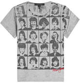 Marc Jacobs Yearbook Printed Cotton T-Shirt