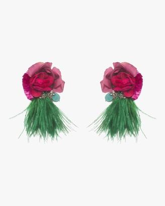 Ranjana Khan Tijuca Clip-On Earrings