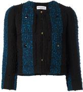 Sonia Rykiel short tweed jacket