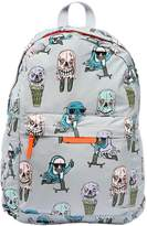 Stella McCartney Monster Ice Cream Printed Backpack
