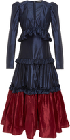Jill Stuart Nikki Tiered Dress