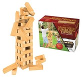 Cardinal Giant Sized Jumbling Tower Game with Storage Bag
