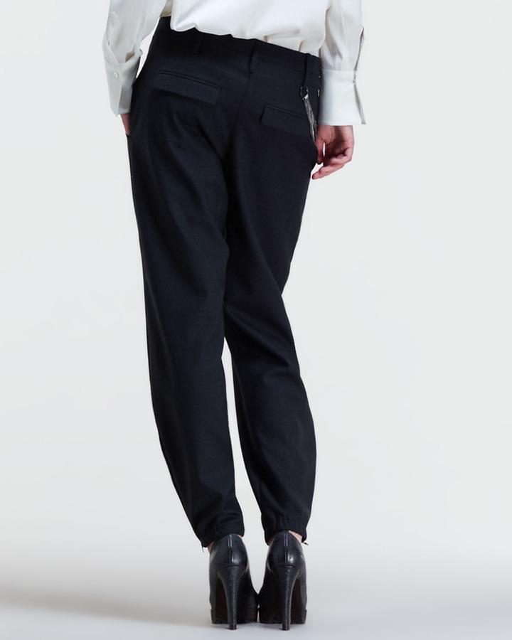 Brunello Cucinelli Metallic Cashmere-Silk Turtleneck