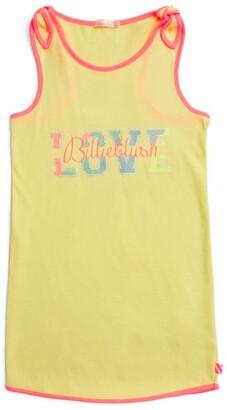Billieblush Love Slogan Dress (4-12 Years)