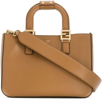 Fendi small FF tote bag