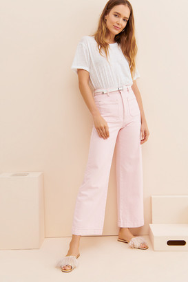 ROLLA'S High-Rise Sailor Jeans