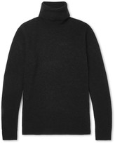 Beams Plus - Slim-fit Knitted Rollneck Sweater