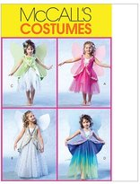 Mccall's M4887 Children's/Girls' Fairy Costumes