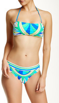 Trina Turk Fiji Feathers Surf Hipster Bottom