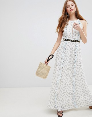 Glamorous Ditsy Floral Maxi Dress