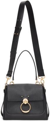 Chloé Black Small Tess Day Bag
