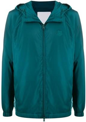 Kenzo Tiger patch-embellished track jacket