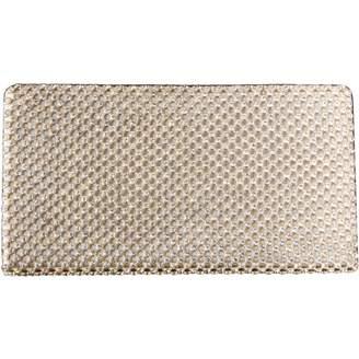 Non Signé / Unsigned Non Signe / Unsigned Gold Glitter Handbags