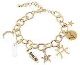 Charlotte Russe Pisces Charm Bracelet