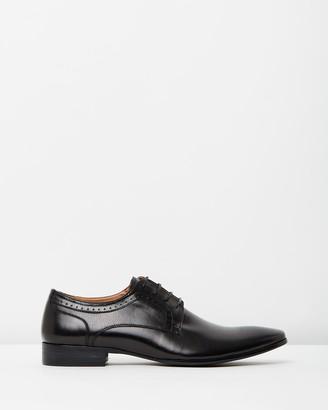 Double Oak Mills Aldridge Leather Dress Shoes