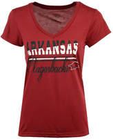Colosseum Women's Arkansas Razorbacks PowerPlay T-Shirt