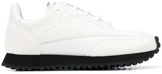 Comme des Garcons x Spalwart low-top sneakers