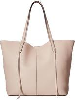 Rebecca Minkoff Medium Unlined Tote w/ Whipstitch Tote Handbags