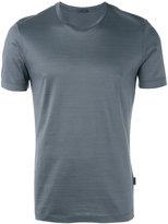 Pal Zileri fitted T-shirt - men - Cotton - XL