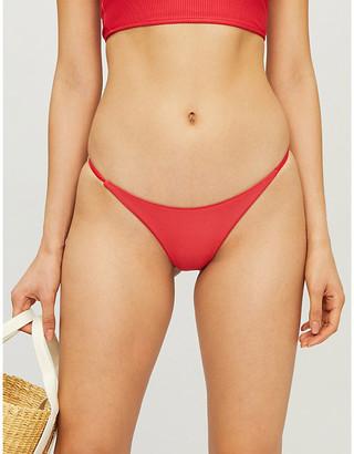 Frankie's Bikinis Willa thong bikini bottoms