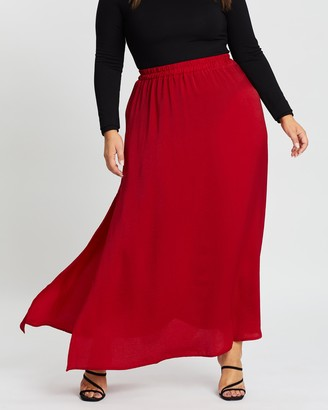 Atmos & Here Daydream Maxi Skirt
