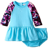 Splendid Littles Abstract Floral Dress (Infant)
