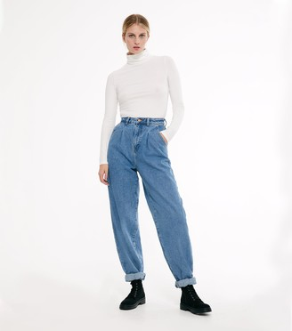 New Look Tall Balloon Leg Jeans