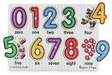 Melissa & Doug Peg Numbers Puzzle