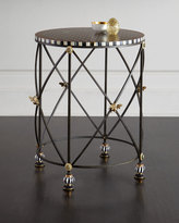 Mackenzie Childs MacKenzie-Childs Honeycomb Accent Table