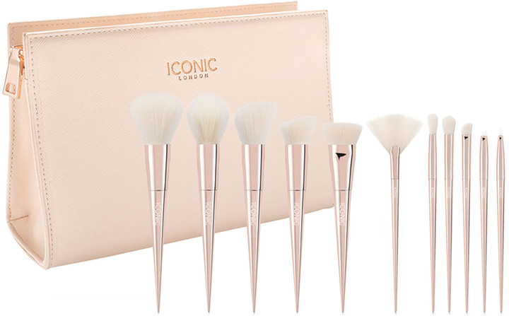 Iconic London Ultimate Face Set Pearl