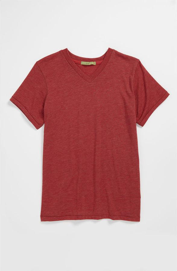 Alternative Apparel Alternative 'Feeder Stripe' Shirt (Little Boys & Big Boys)