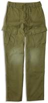 Ralph Lauren Boys' Herringbone Twill Slim Cargo Pants - Sizes 2-7