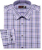 Jf J.Ferrar JF Easy-Care Cotton Stretch Dress Shirt - Slim Fit