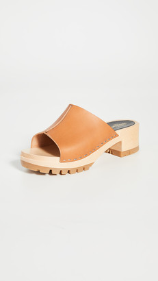 Swedish Hasbeens Ann Low Clogs