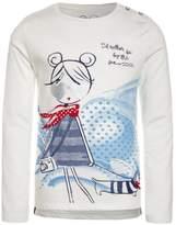 Mothercare MARINER GIRL Print Tshirt cream