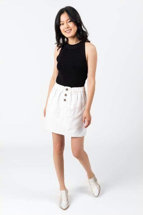 bba19f97630e francesca's Mini Skirts - ShopStyle