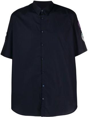 Raf Simons Patch Detail Shirt