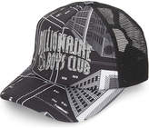 Billionaire Boys Club Trucker Skyscraper Cap
