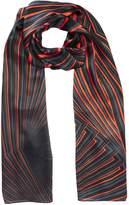 Jigsaw Stripe Silk Scarf