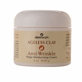 Zion Health Ageless Clay Anti-Wrinkle Mega Moisturizing Cream