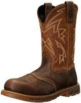 "Irish Setter Men's 83928 Marshall 11"" Pull on Steel Toe Work Boot"