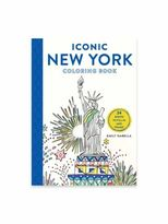 Workman Publishing Iconic New York Coloring Book