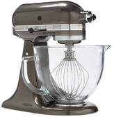 KitchenAid Artisan Design 5-Quart Stand Mixer with Glass Bowl #KSM155GB