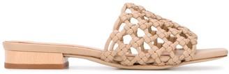 Paloma Barceló Vyalena woven sandals