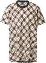 Lanvin plaid T-shirt