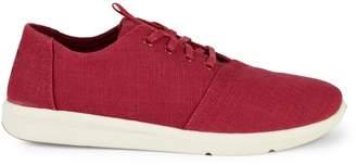 Toms Del Rey Canvas Sneakers